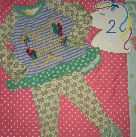 Matilda Jane size 2 outfit